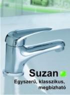 Ravak Suzan álló mosdó-csaptelep, leeresztővel
