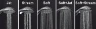 Ravak zuhany fej (5 funkciós)