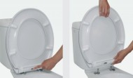 WC ülőke >Benefit Slim<